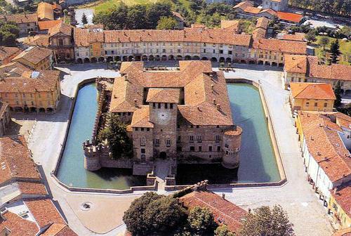 Rocca Sanvitale di Fontanellato | Fontanellato (PR)