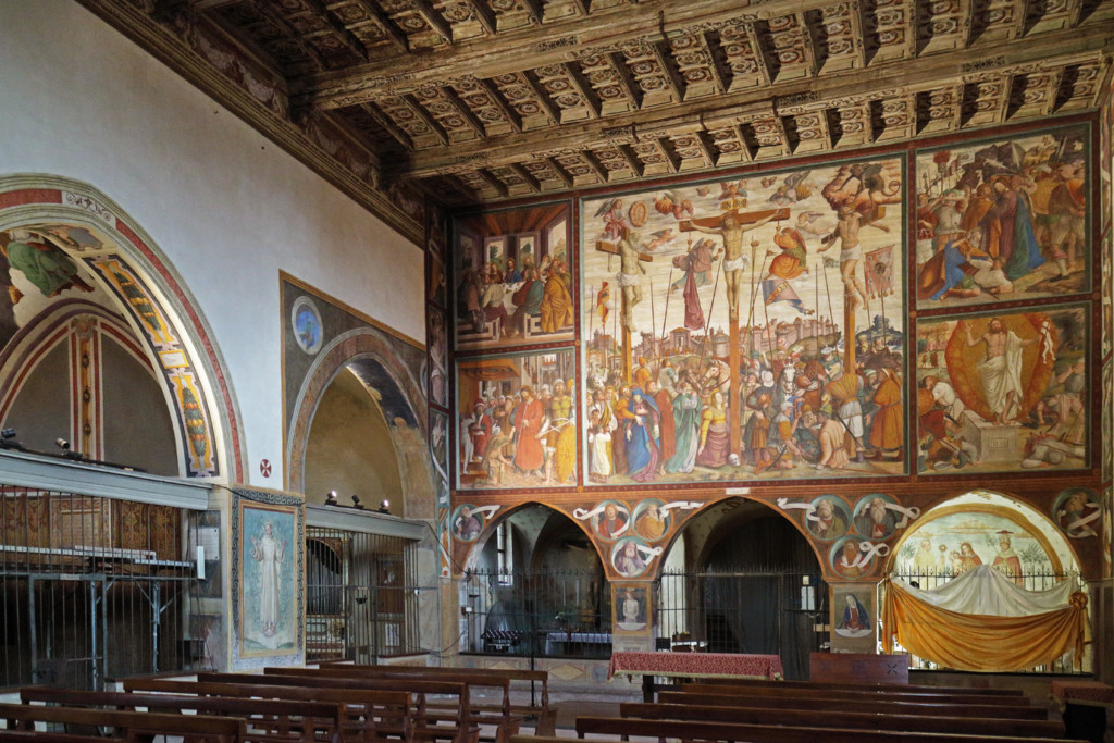 Chiesa di San Bernardino | Caravaggio (BG)