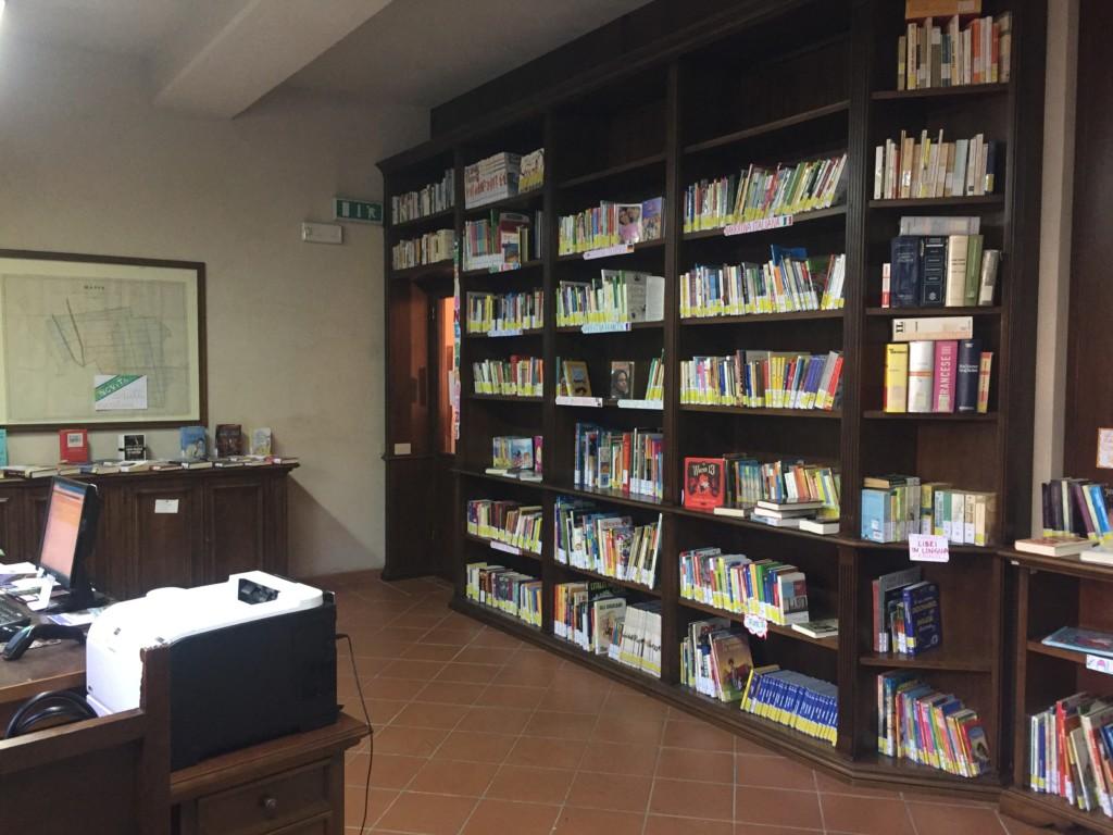 Biblioteca Comunale | Bientina (PI)