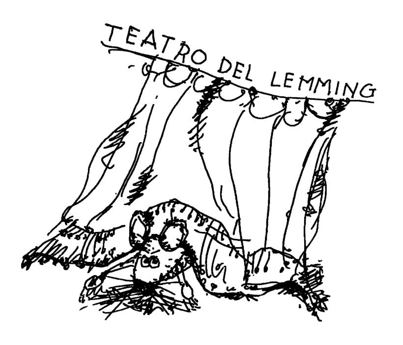 Teatro del Lemming | Rovigo (RO)