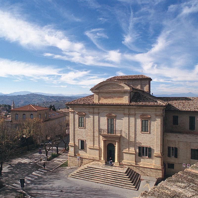 Complesso monumentale di S. Colomba / Museo Arte Sacra Mogliano / Sacrestia della Chiesa di S. Maria di Piazza | Mogliano (MC)