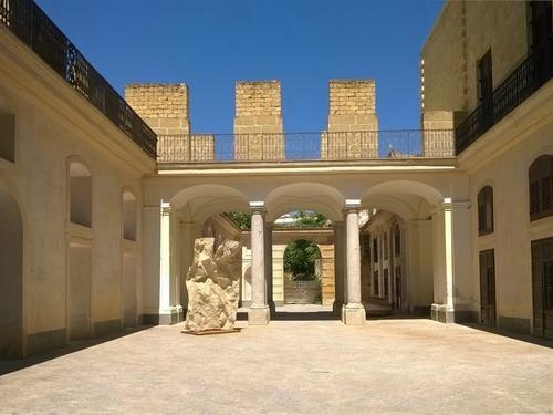 Museo d'arte moderna e contemporanea di Palazzo Belmonte Riso | Palermo (PA)