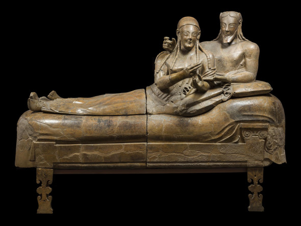 Sarcofago degli Sposi | Roma (RM)