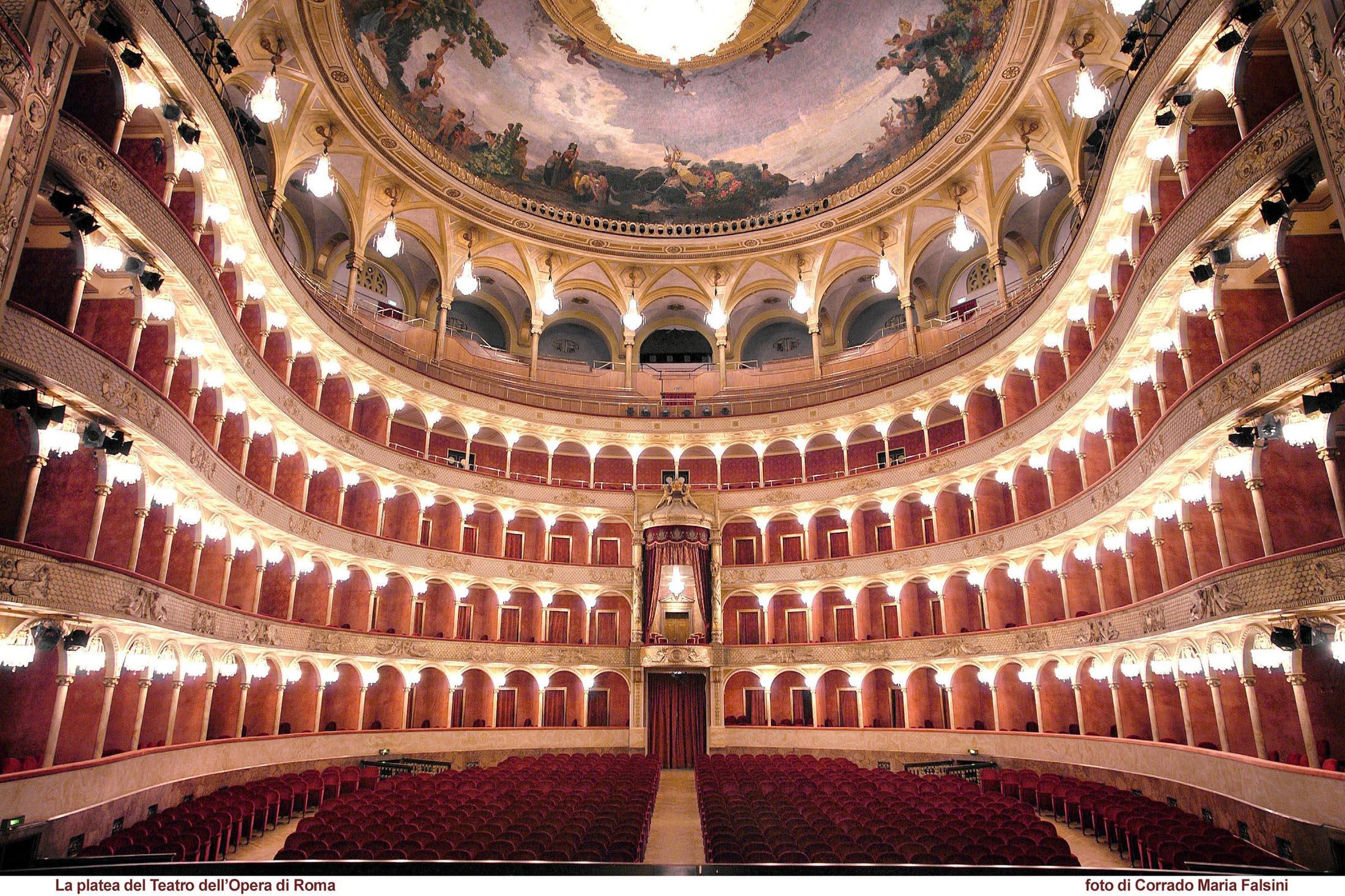 Fondazione Teatro dell'Opera di Roma | Roma (RM)