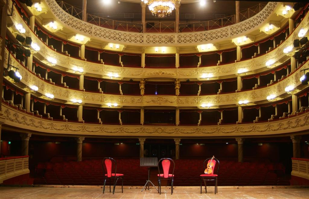 Teatro Gustavo Modena | Genova (Ge)