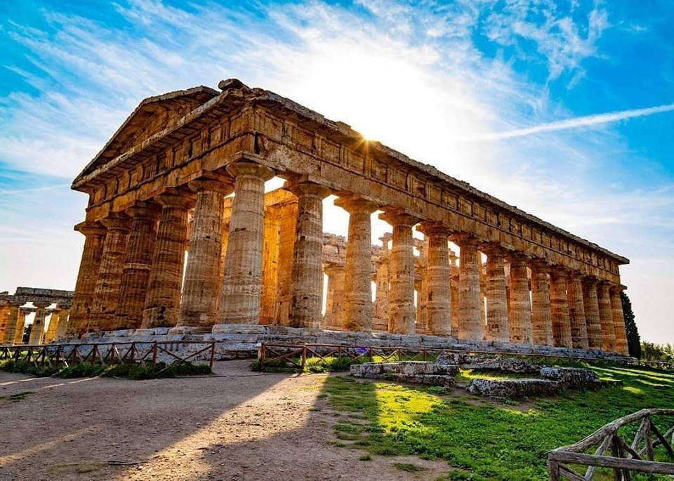 Tempio di Nettuno | Capaccio (SA)