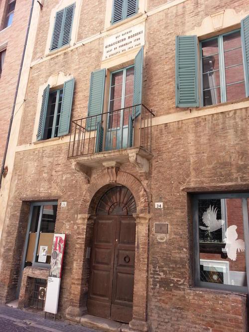 Casa Natale di G. Rossini Pesaro