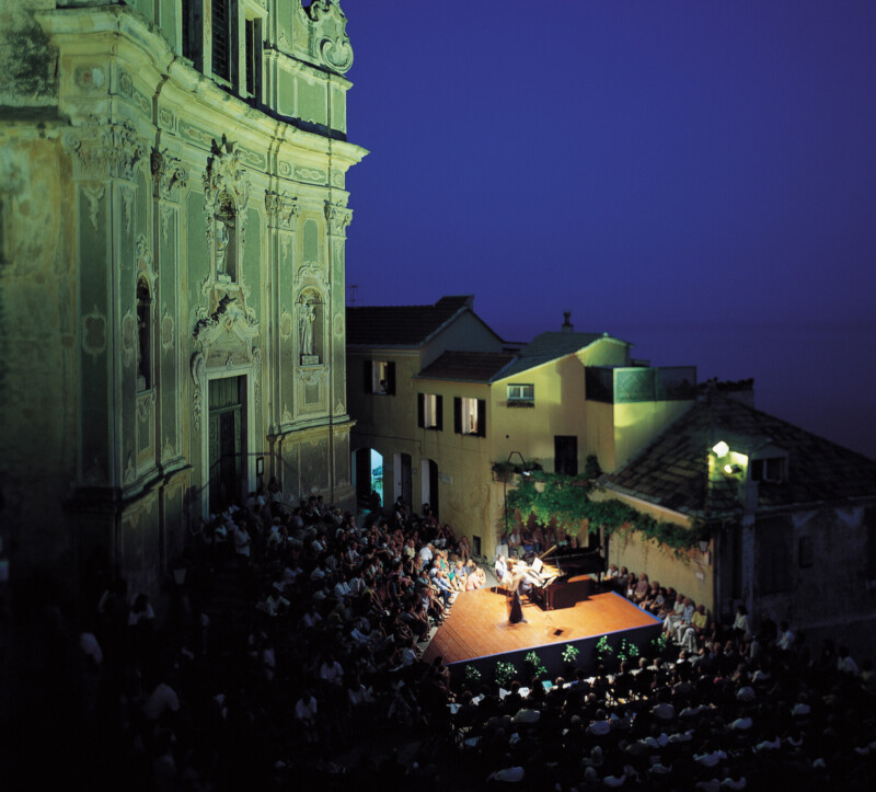 Festival Internazionale di Musica da Camera di Cervo (IM)