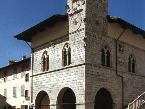 Palazzo Comunale di Venzone (UD)