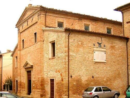 Chiesa Collegiata di Sant'Ubaldo (detta anche della SS. Resurrezione) – Barchi (PU)