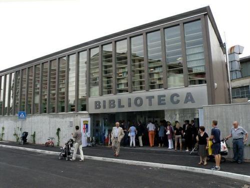 Biblioteca Comunale di Erba (CO)