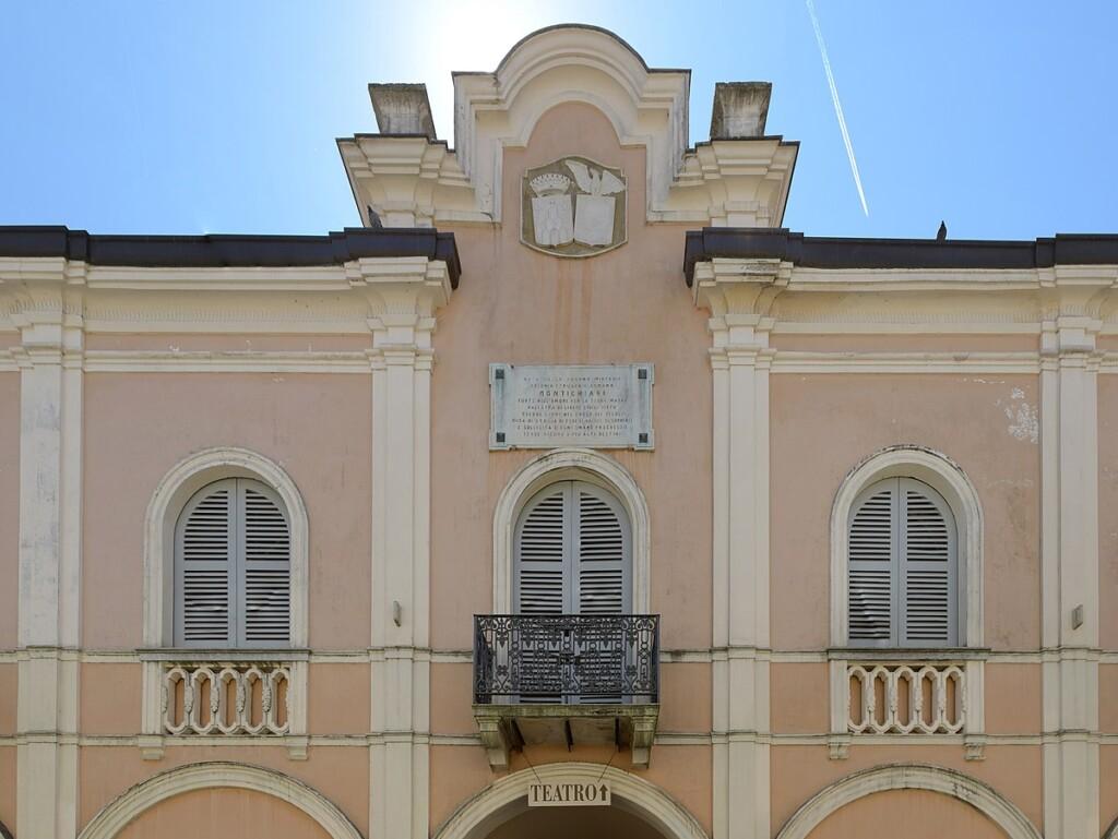 """""""San Gerolamo"""" olio su tela del Comune di Montichiari (BS)"""