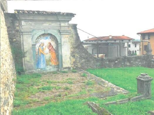 Portale di Chiusura dell'Ala Ovest del Castello di Colloredo di Monte Albano (UD)