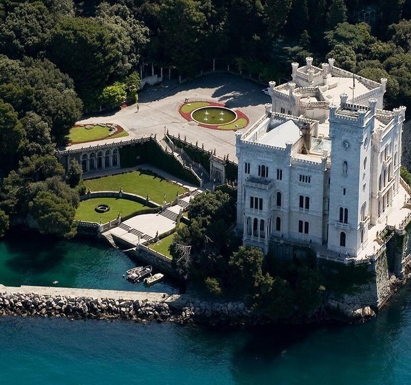 Museo Storico e Parco del Castello di Miramare – Trieste
