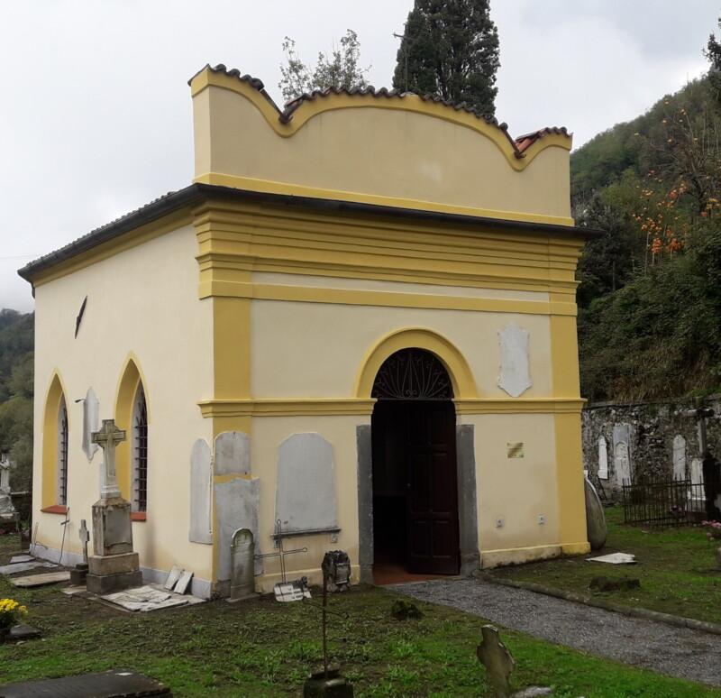 Complesso dell'Antico Cimitero di Gallicano (LU)