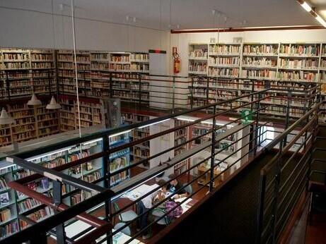 Biblioteca Antonio Baldini – Santarcangelo di Romagna (RN)