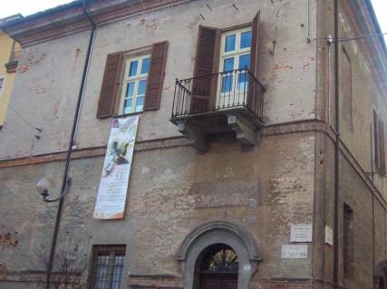 Palazzo Burgos di Pomaretto – Fossano (CN)