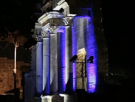 """Festival Internazionale Teatro Romano Volterra """"il Verso, l'Afflato, il Canto"""" – Volterra (PI)"""