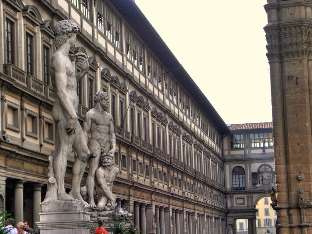 Galleria degli Uffizi – Firenze