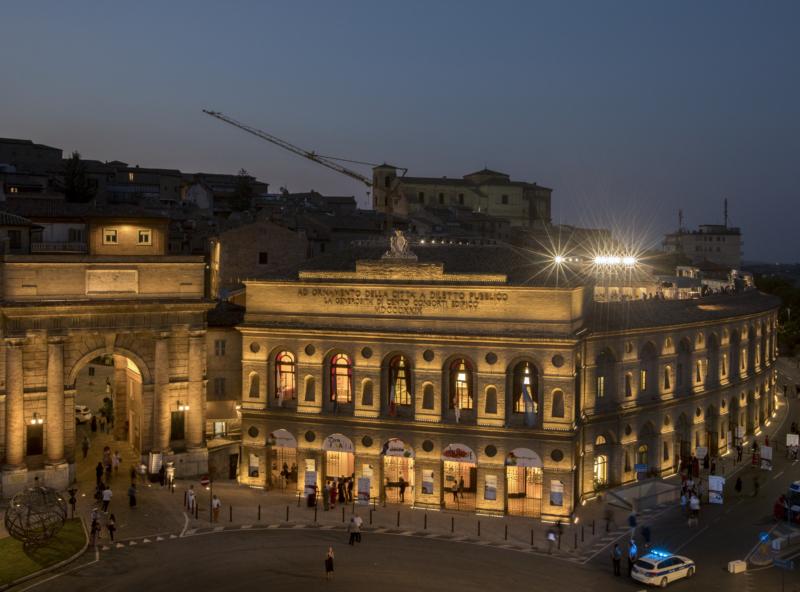 Arena Sferisterio di Macerata
