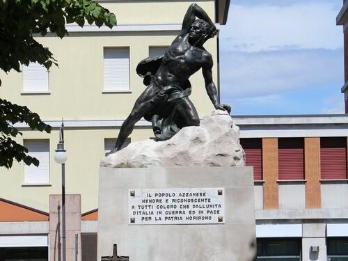 Monumenti ai Caduti della Prima Guerra Mondiale – Azzano Decimo (PD)