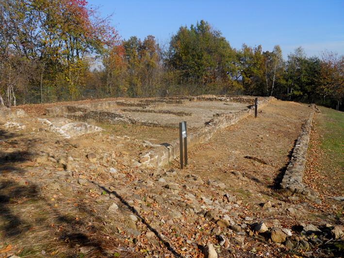 Area Archeologica della Villa Romana di Caselette (TO)