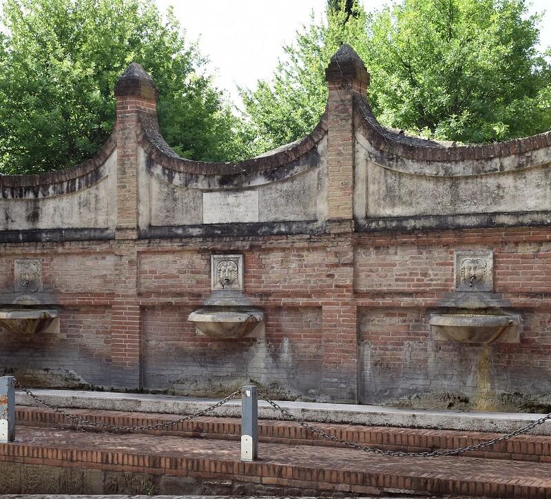 Fonte di San Francesco di Ponte San Giovanni (PG)