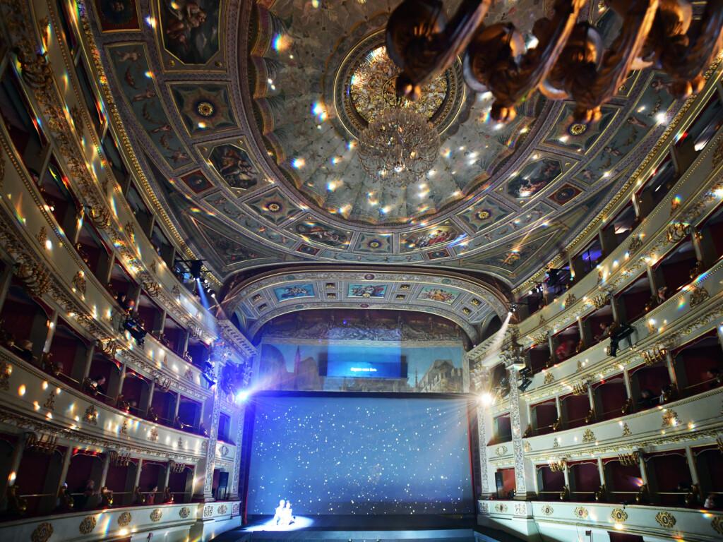 Fondazione Pergolesi Spontini (Teatro G. B. Pergolesi) – Jesi (AN)