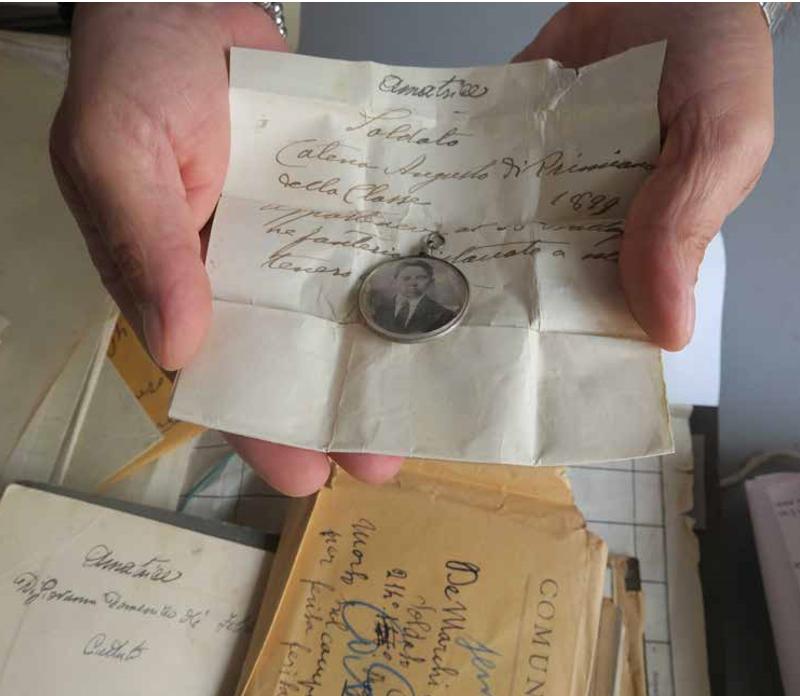 Materiale documentario degli Archivi storici di Accumoli e Amatrice danneggiati dal sisma 2016 (RI)