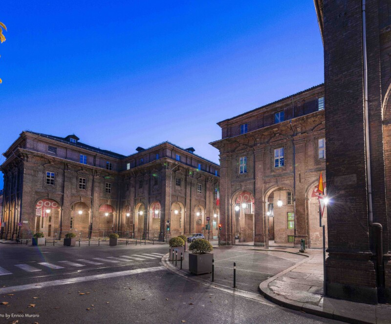Palazzo San Daniele – Quartieri Militari juvarriani di Torino
