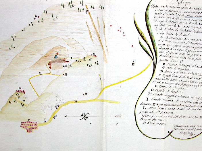 Archivio storico del Comune di Pergine Valsugana (TN)