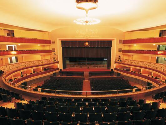 Auditorium del Conservatorio – Adria (RO)