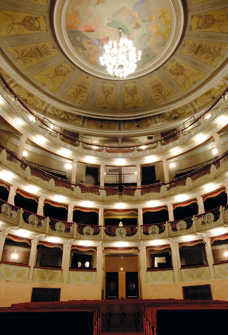 Teatro Sociale Comunale di Rovigo