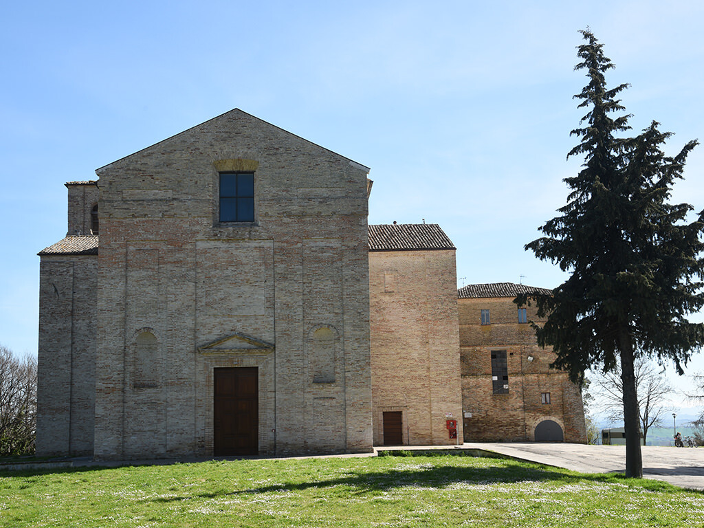 Altare Auditorium Ex Chiesa San Francesco – Morrovalle (MC)
