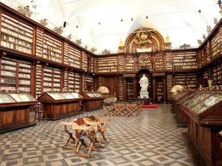 Biblioteca Casanatense – Roma