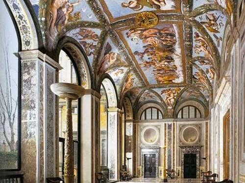 Villa Farnesina dell'Accademia Nazionale dei Lincei – Roma