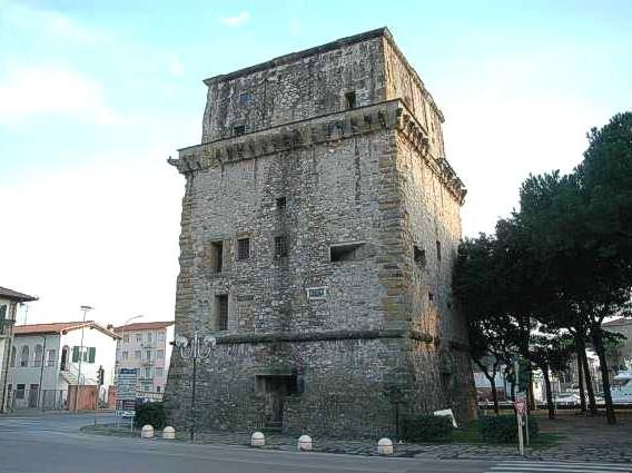 Torre Matilde – Comune di Viareggio (LU)