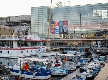 Mu.MA Galata Museo del Mare di Genova