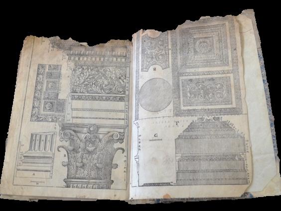 4 libri di Andrea Palladio – Cava de' Tirreni (SA)