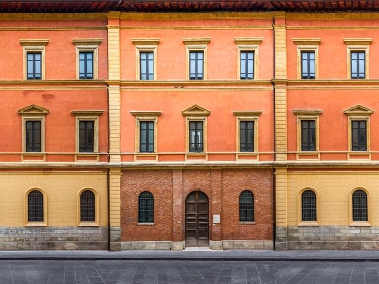 Palazzo Mensini – Ex Liceo Classico di Grosseto