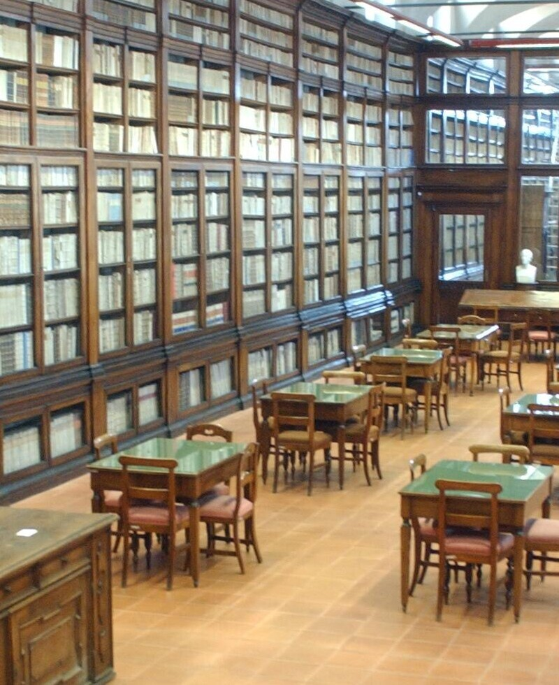 Biblioteca comunale Passerini-Landi di Piacenza