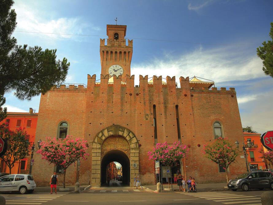 Il Cassero di Castel San Pietro Terme (BO)